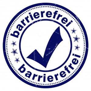 stempel button barrierefrei